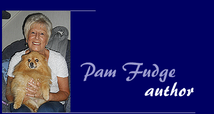 pam fudge - author